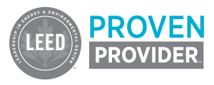 image of the LEED Proven Provider Logo | LEED Consulting