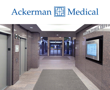 photo of the interior of Marietta Medical Center