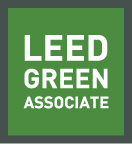 LEED Green Associate Logo | Sustainable Investment Group