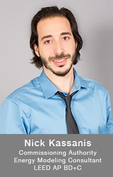 photo of Nick Kassanis, Commissioning Authority | SIG