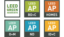 Make Your Own CE Hour Packages, LEED CE Hours, CE Bundles Best Deals, LEED Credencial Logos, image of all the LEED credetnials, continuing education, CE Hours, LEED