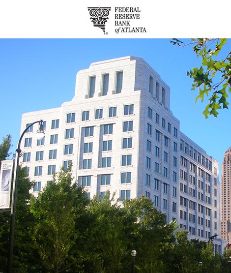 Federal Reserve Bank in Atlanta, GA   LEED Gold Certification
