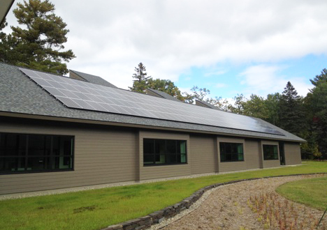 LEED Certification   Itasca State Park Campus Center