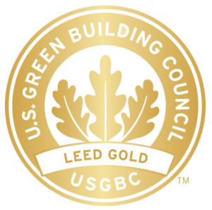 LEED Gold Seal