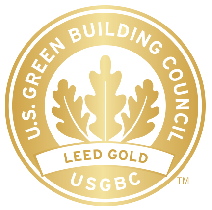 Government earns gold in going green sustainable for Advantages of leed certification