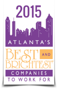 logo image for 2015 Best and Brightest Companies to Work For
