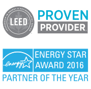 LEED Proven Provider and ENERGY STAR Partner of the Year