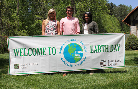 Earth Day Celebration | Sanctuary Park | Sustainable Investment Group (SIG)