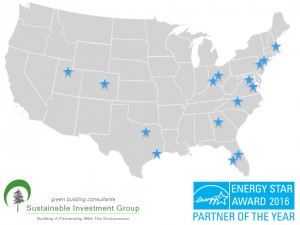Energy Star Map