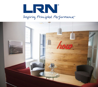photo of interior of office for LRN's New York Offc