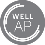 logo for WELL AP | Sustainable Investment Group (SIG) | WELL Building Certification