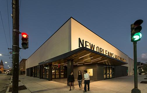 NOJO exterior photo by Peter Vanderwarker | LEED Gold