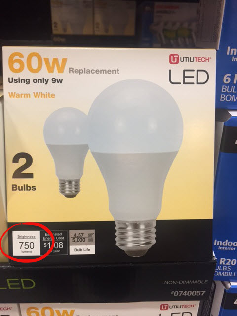 What Are The Best Light Bulbs To Buy | Pack Of 2 LED Light Bulbs With