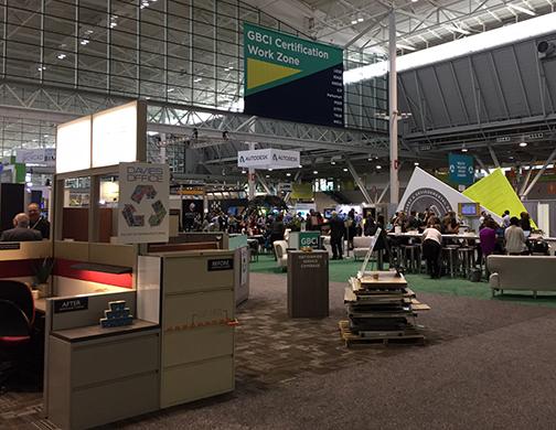 photo of Greenbuild Expo 2017