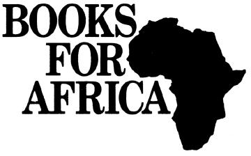 logo for Books for Africa
