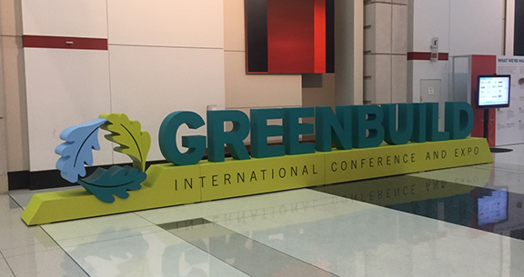 Greenbuild Conference 2018