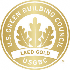 image of LEED Gold seal