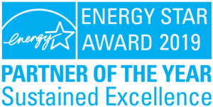 logo for ENERGY STAR POY 2019 - Sustained Excellence