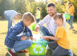Earth Day Trash Pickup