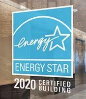 ENERGY STAR window cling