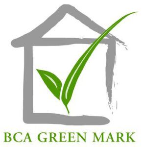 BCA Green Mark Scheme color logo