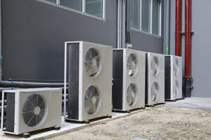 condensing unit of air conditioning systems