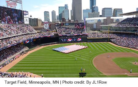 photo of Target Field | Minneapolis, MN