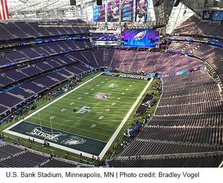 photo of U.S. Bank Stadium