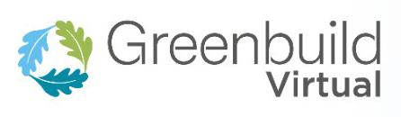 Virtual Greenbuild 2020