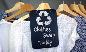 clothing swaps save money