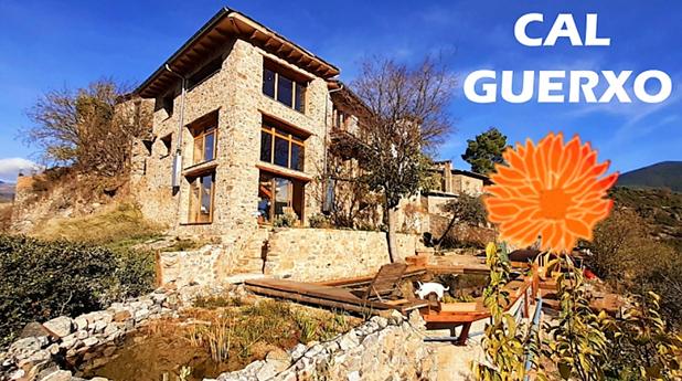 exterior photo of Cal Guerxo
