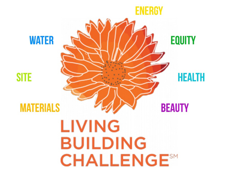 graphic for the Living Building Challenge