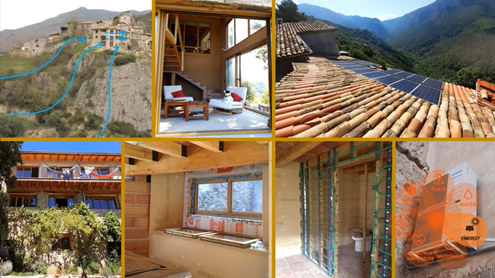 Energy photos at Cal Guerxo | Spain