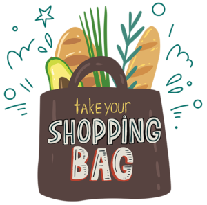 Take Your Shopping Bag!