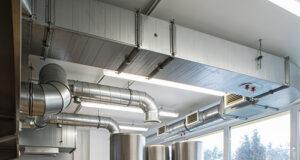 photo of ventilation system