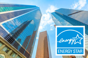 high rise buildings with the ENERGY STAR logo