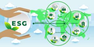 illustration of ESG